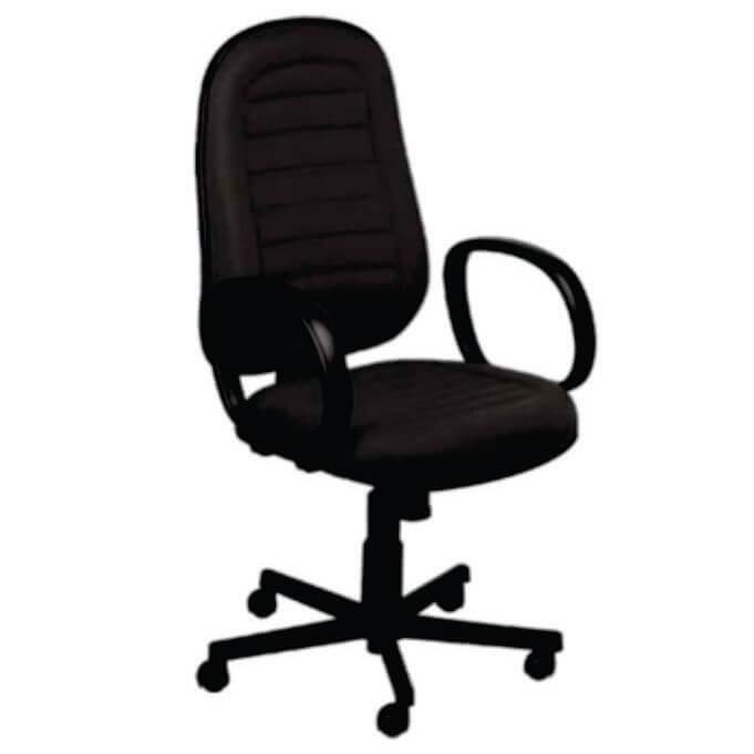 Cadeira Presidente Baixa Giratória