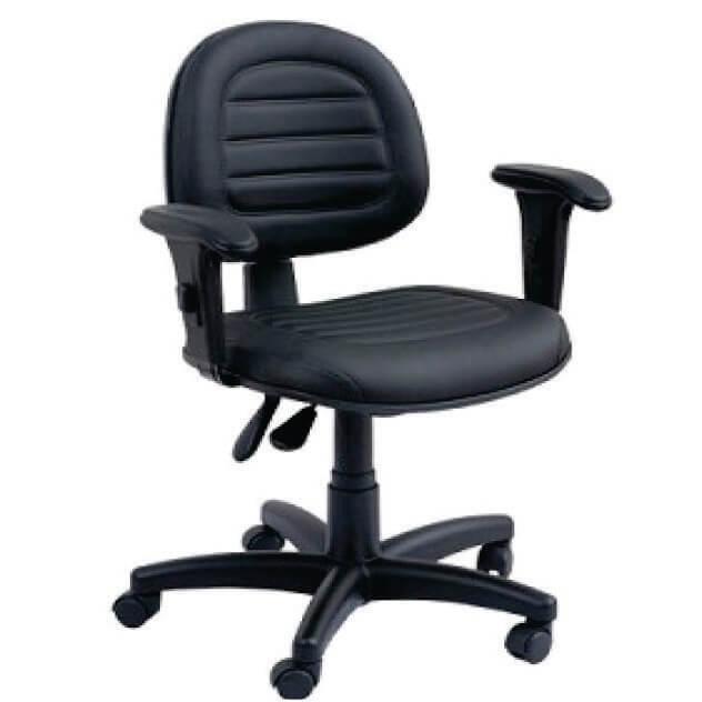 Cadeira Executiva Baixa Giratória
