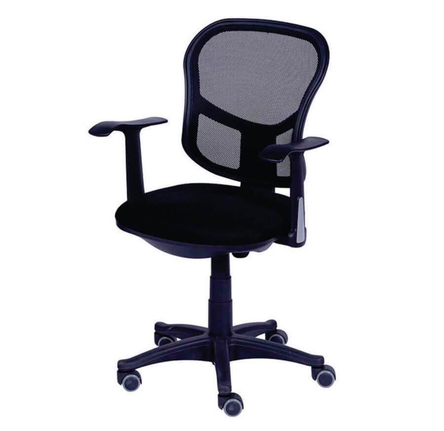 Cadeira Executiva em Tela