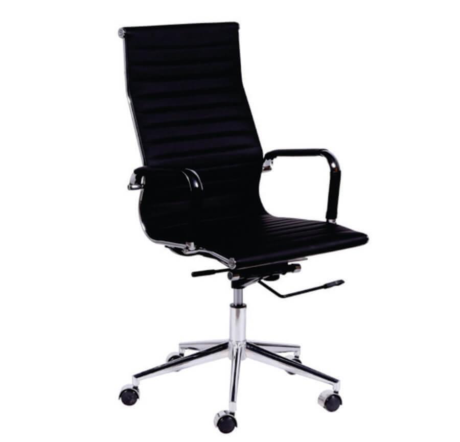 Cadeira Charles Eames Presidente Giratória