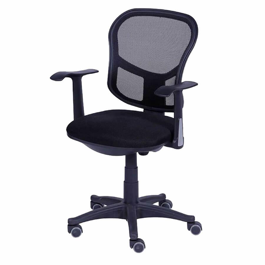 Cadeira Executiva de Tela Giratória