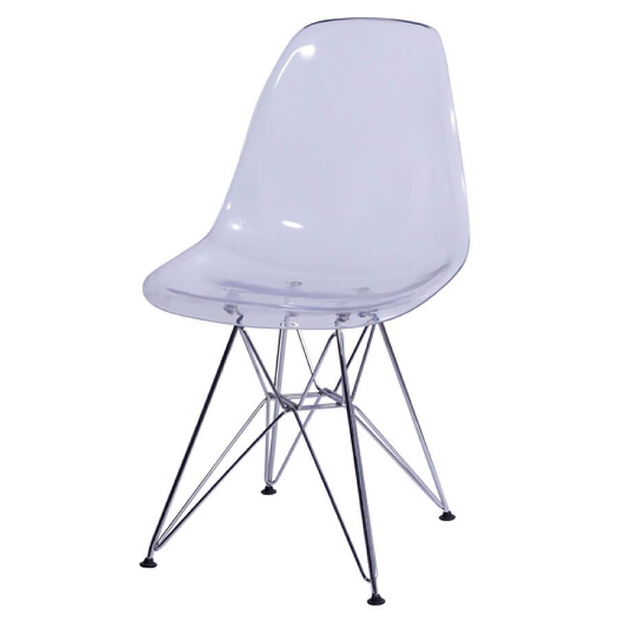 Cadeira DKR Cromada