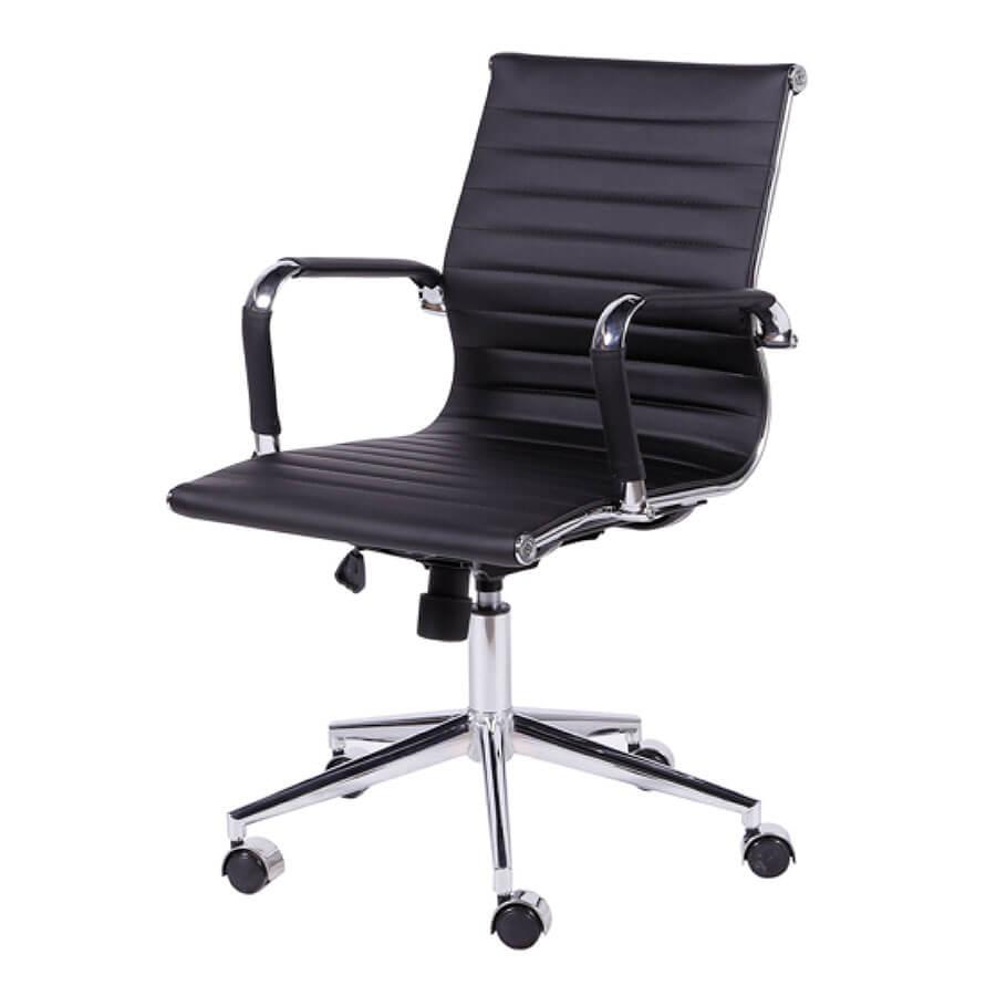 Cadeira Charles Eames Diretor Giratória
